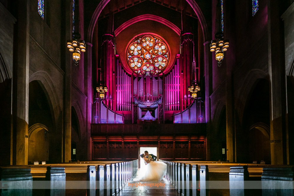 Los Angeles - First Congregational Church of Los Angeles - Wedding - Nicky & Tony