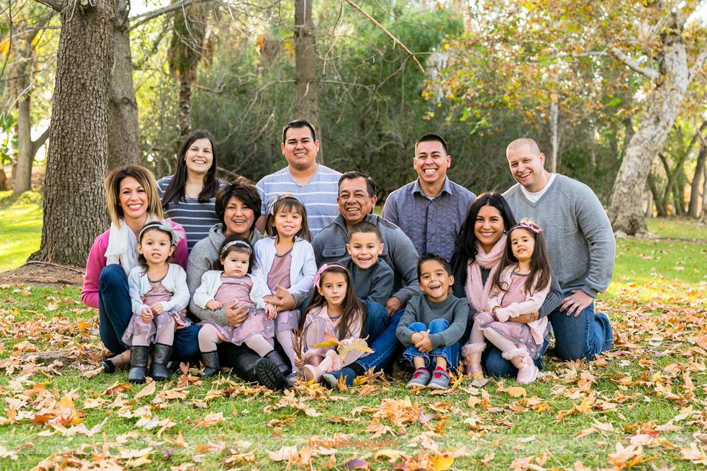 Anaheim - Yorba Regional Park - Family Portraits - Stuart Family