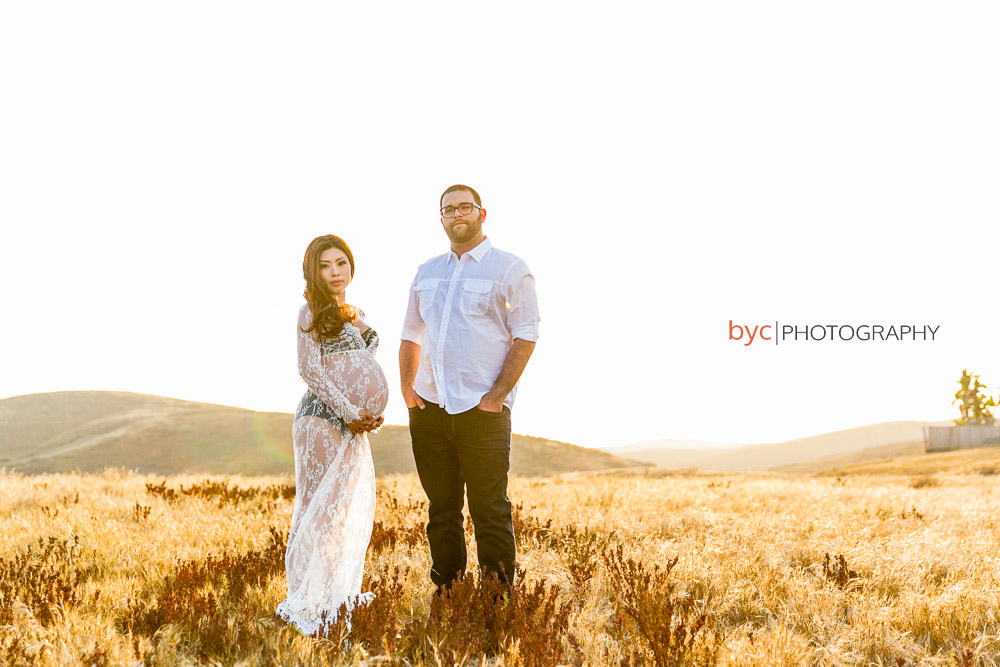 Chino Hills - Maternity Session - Betty & Robert