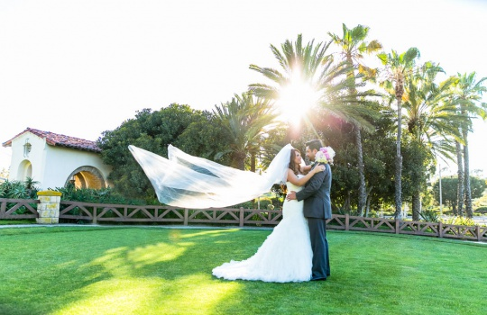 San Clemente – Talega Golf Club Wedding – Stephanie & Jeremy