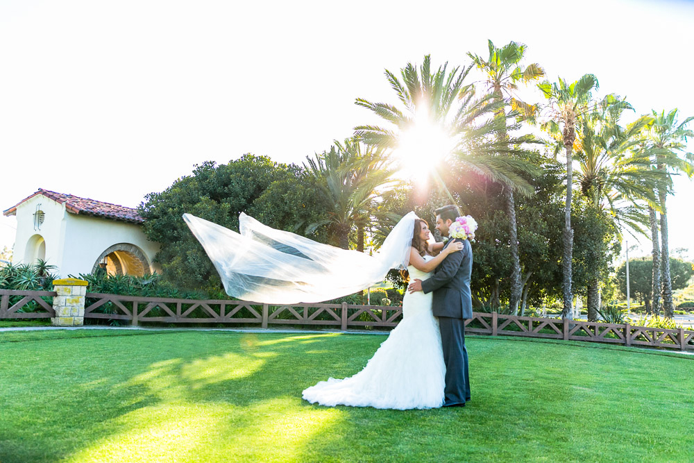 San Clemente - Talega Golf Club Wedding - Stephanie & Jeremy