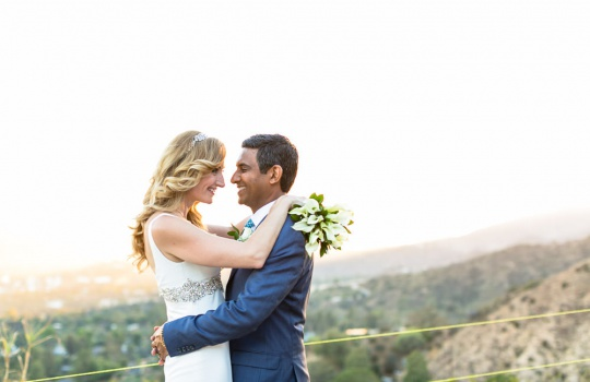 Altadena – Private Estate – Wedding – Arun & Jocie
