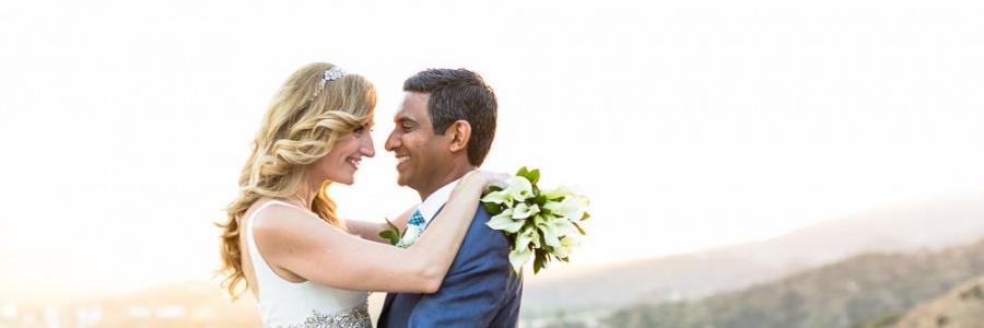 Altadena – Private Estate – Wedding – Arun & Jocie