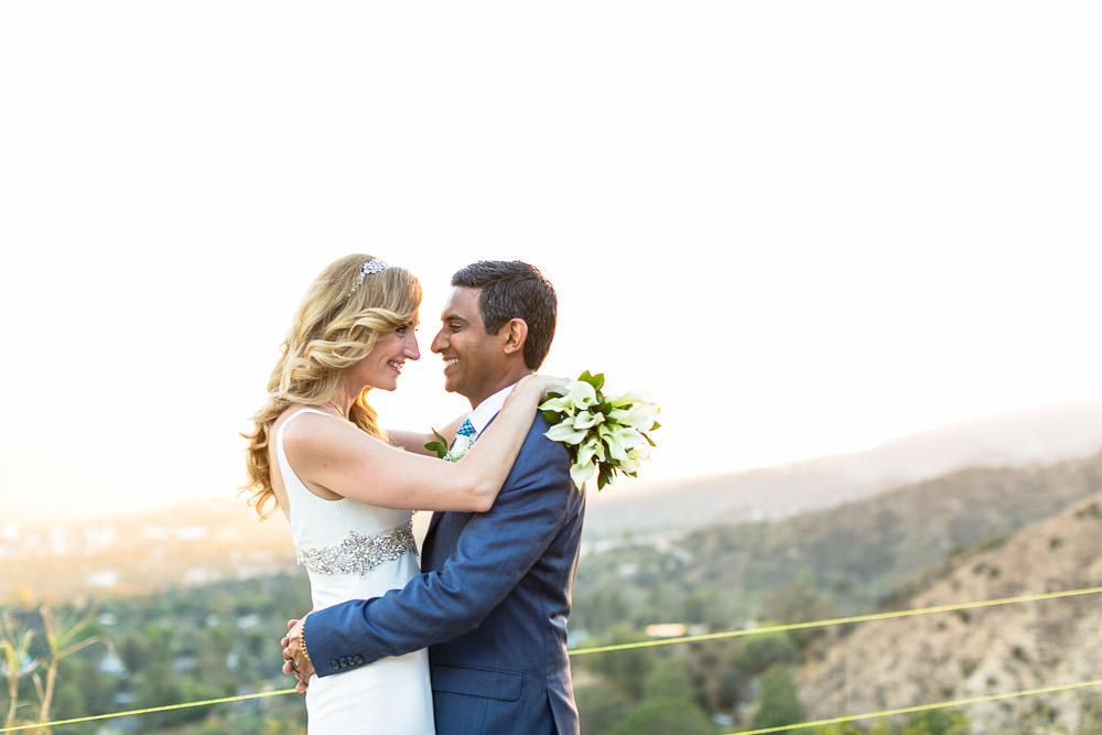 Altadena - Private Estate - Wedding - Arun & Jocie