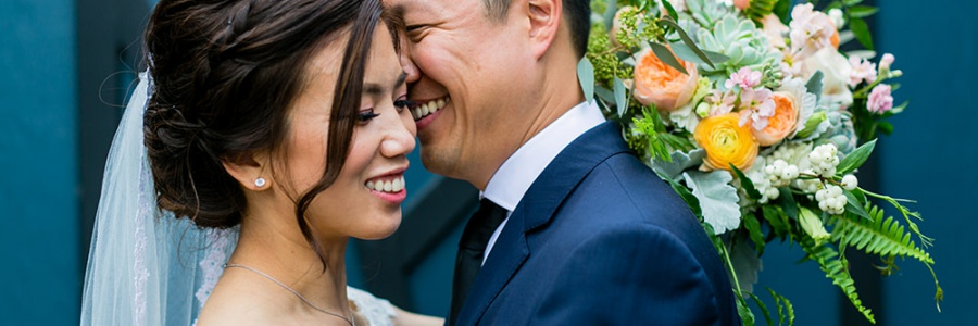 Los Angeles – The Fig House Wedding – Emily & James