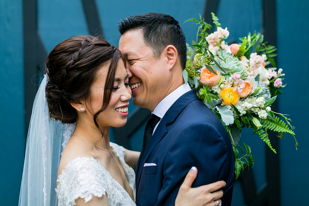 Los Angeles - The Fig House Wedding - Emily & James
