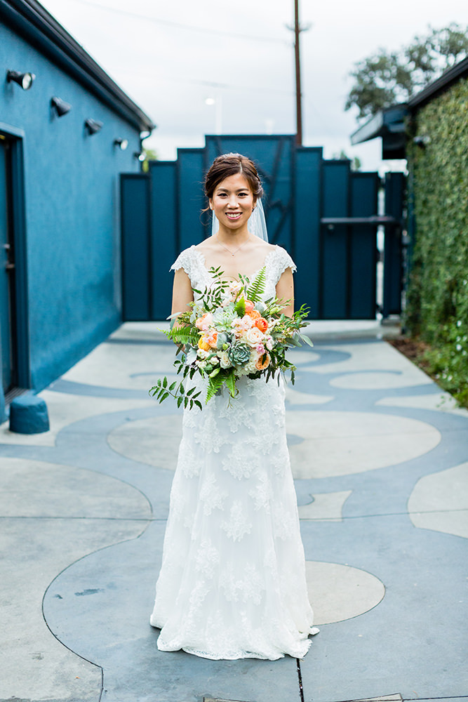 The Fig House Wedding - Emily and James