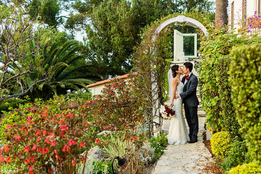 Palos Verdes Estates La Venta Inn Wedding