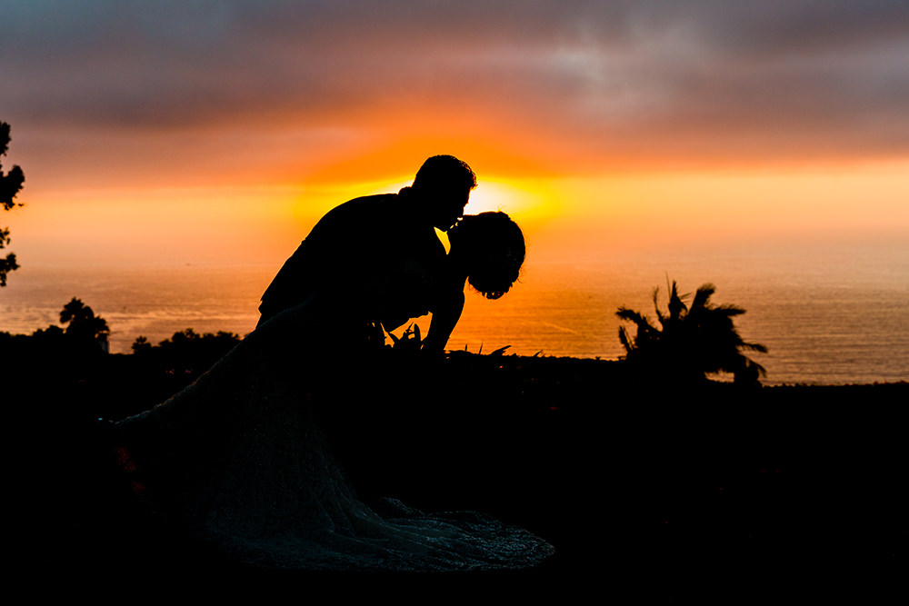Palos Verdes Estates La Venta Inn Wedding