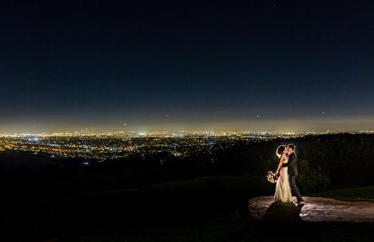 Palos Verdes Estates – La Venta Inn Wedding