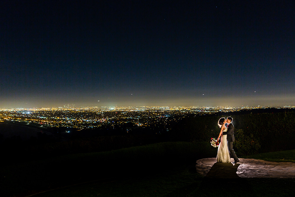 Palos Verdes Estates - La Venta Inn Wedding