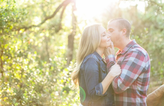 Oak Canyon Nature Center Engagement Session- Tanya & Clint