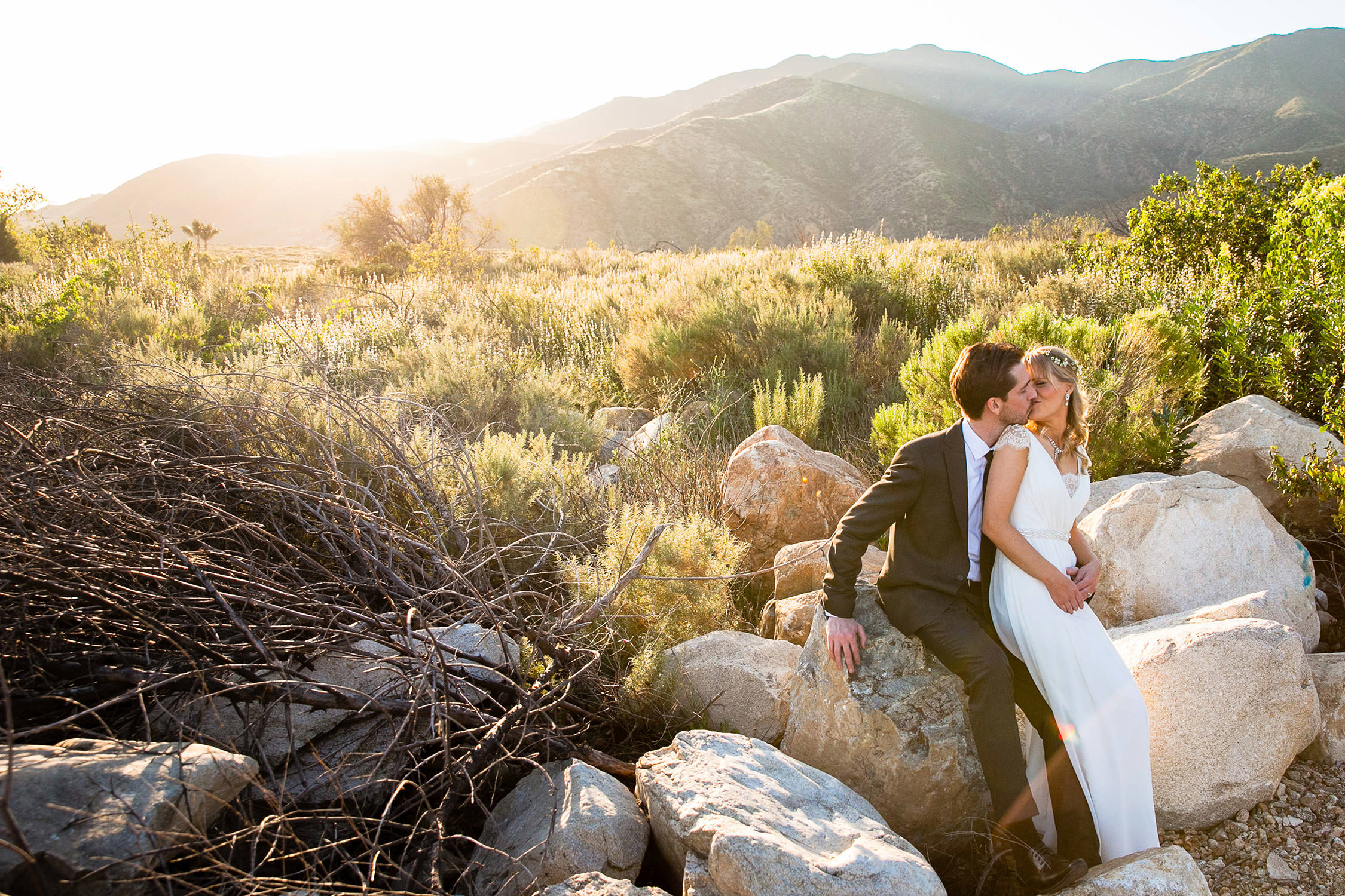 Alta Loma Private Estate Southen California Wedding