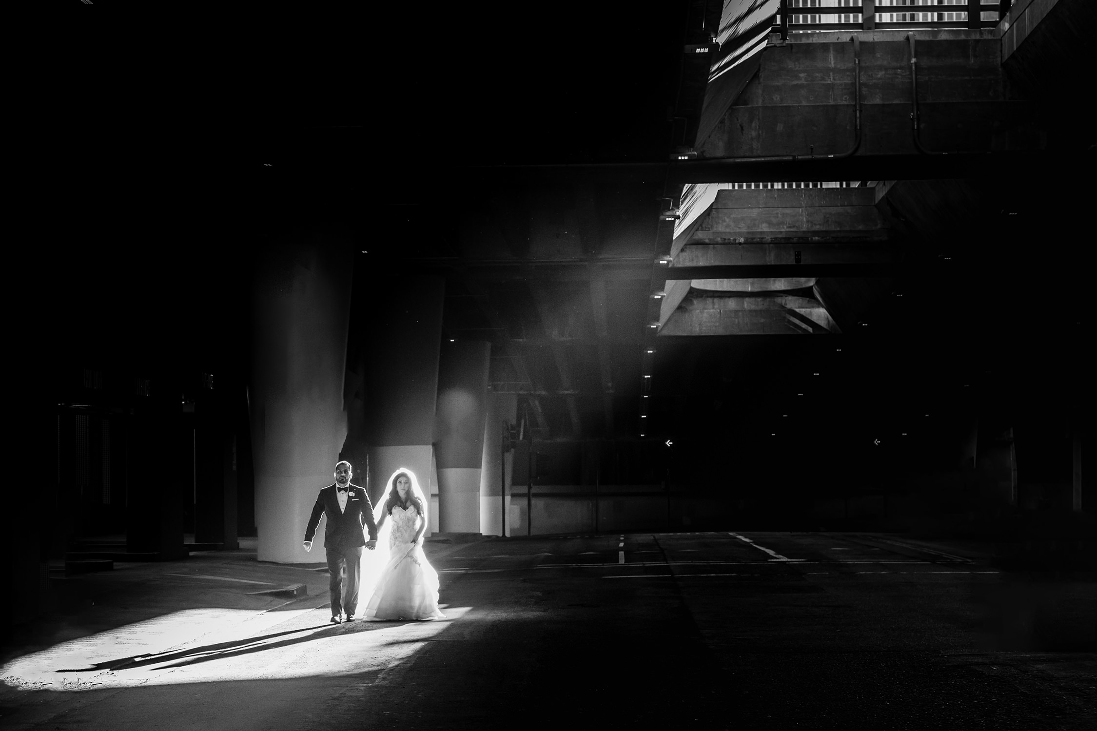 bycphotography downtown los angeles dtla wedding portrait