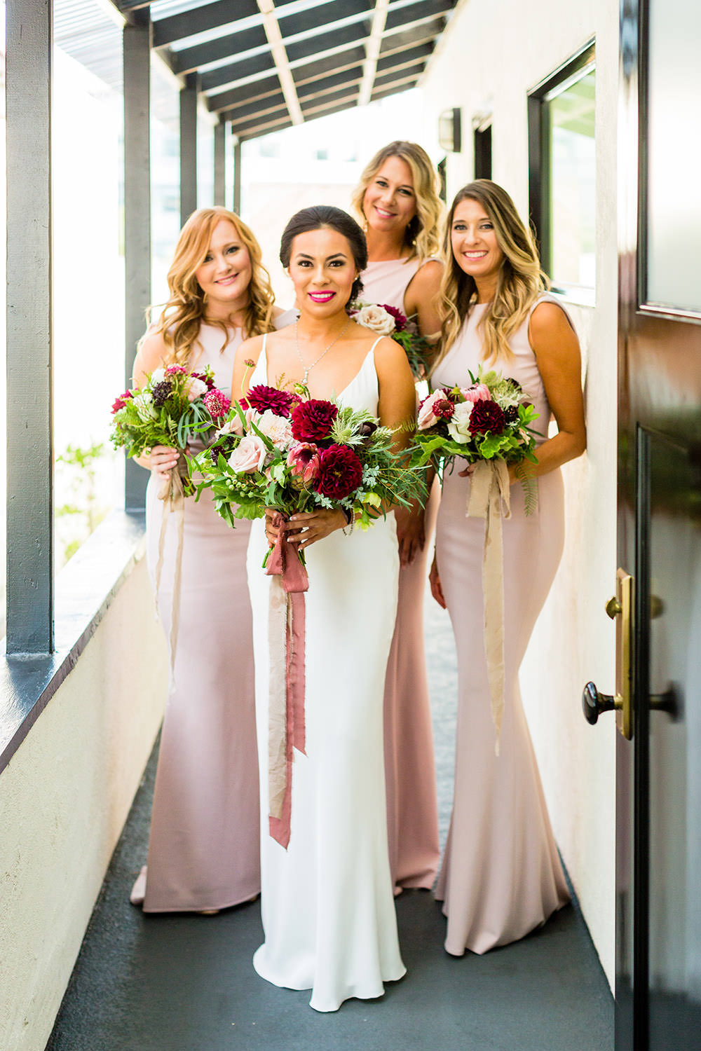 Hotel Covell boutique wedding in Southern California Los Feliz Los Angeles