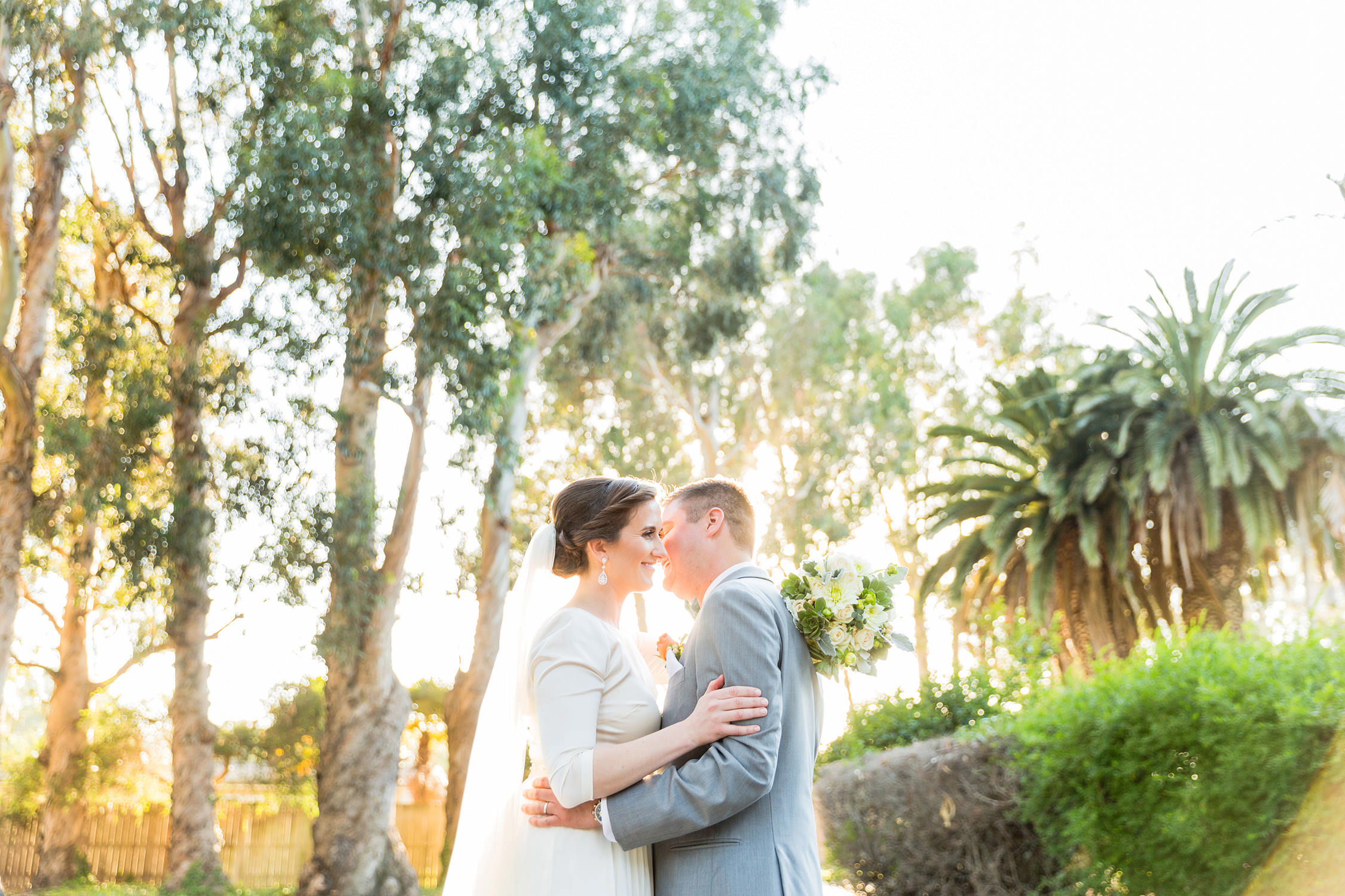 Bard Mansion in Port Hueneme Oxnard Southern California Wedding
