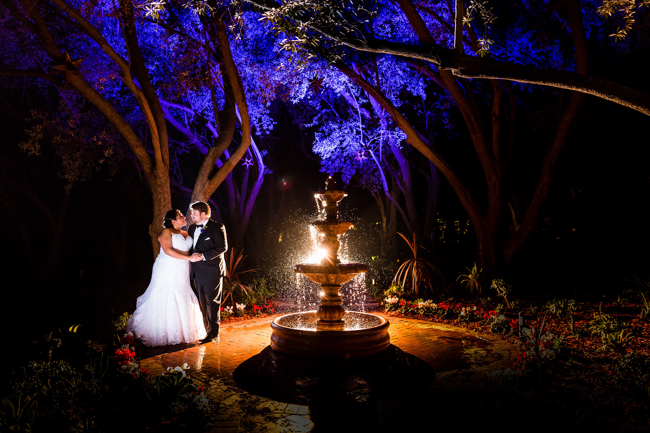 Padua Theater southern california upland wedding