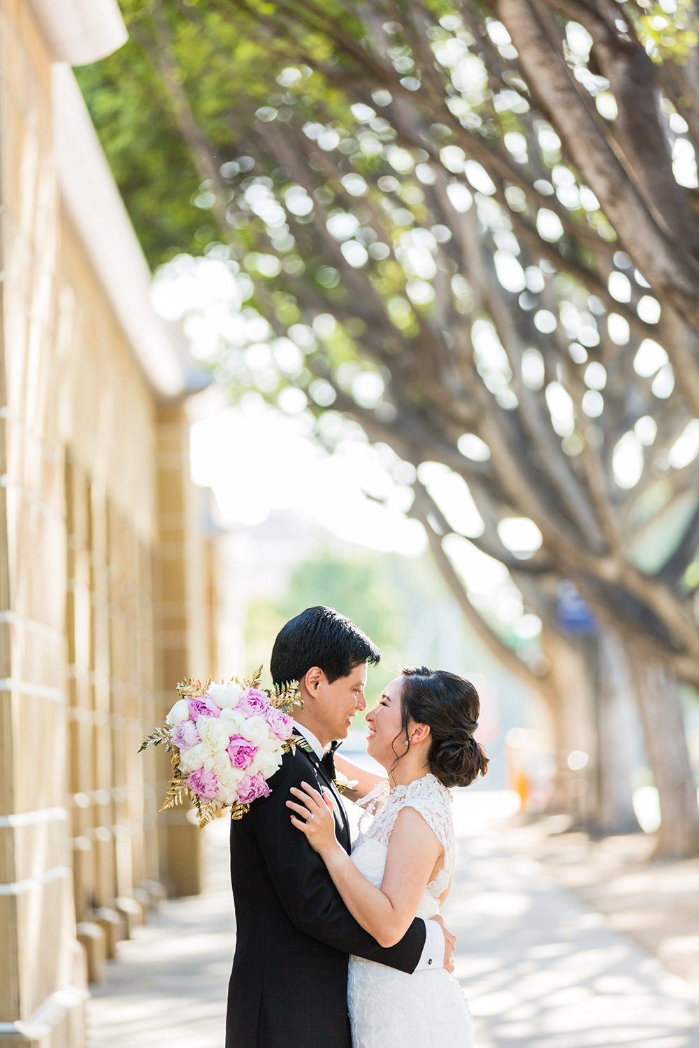 bycphotography pasadena wedding portrait