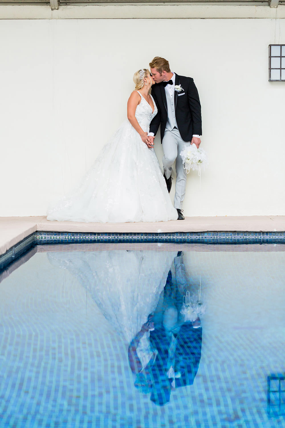 The Belamar hotel Southern California Wedding in Manhattan Beach