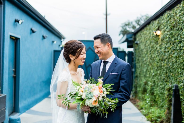 The Fig House Southern California Wedding in Los Angeles
