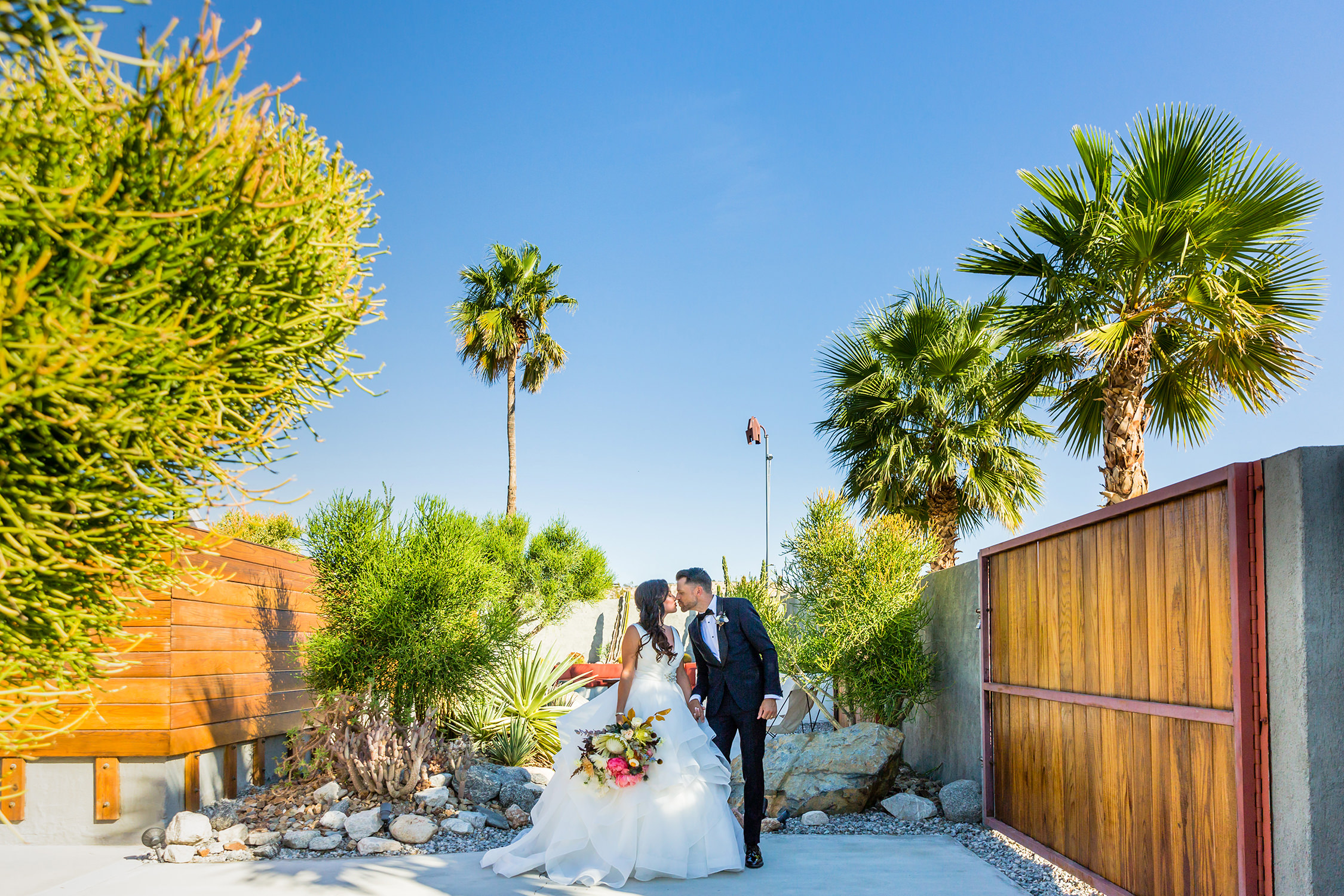 bycphotography the lautner compound palm springs wedding 1