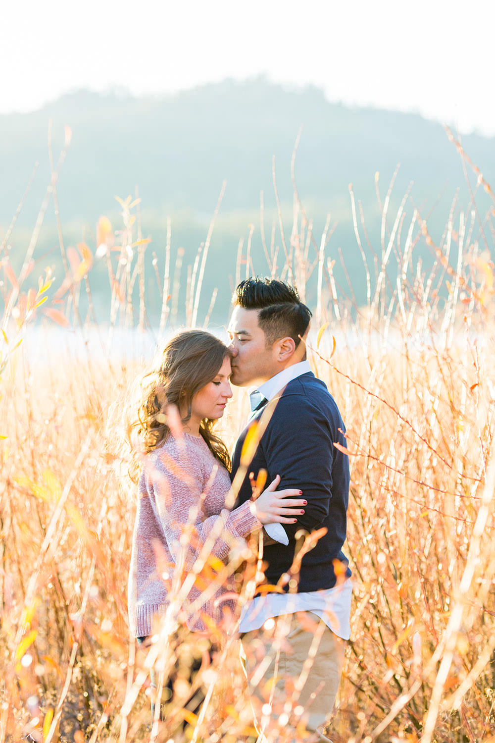 Engagement Session at Big Bear Lake, California