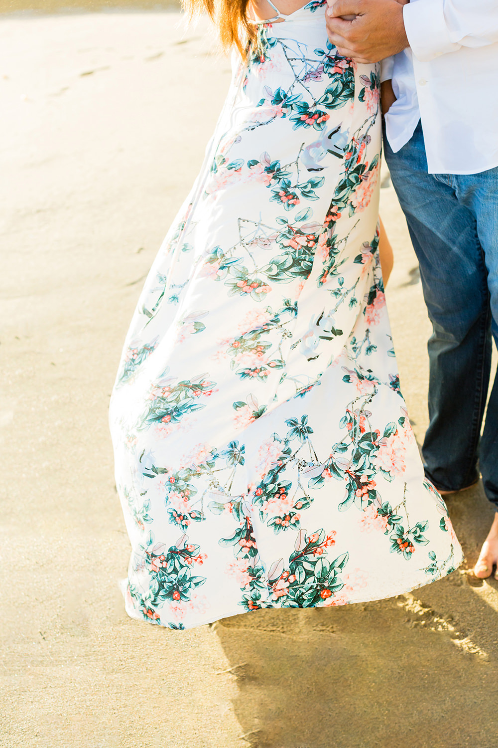 bycphotography laguna beach victoria beach engagement session ma
