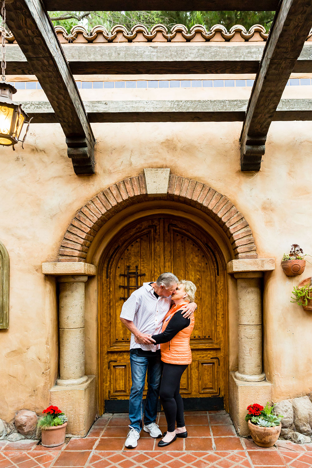 Disneyland family photographer anniversary