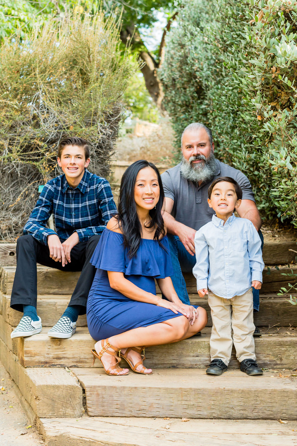 ucr riverside botanical garden family photographer